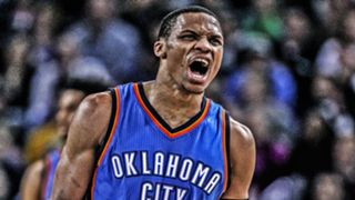 Classic photos of Russell Westbrook