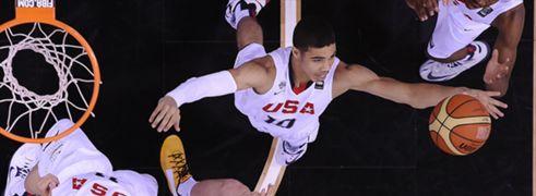 Jayson Tatum USA FIBA