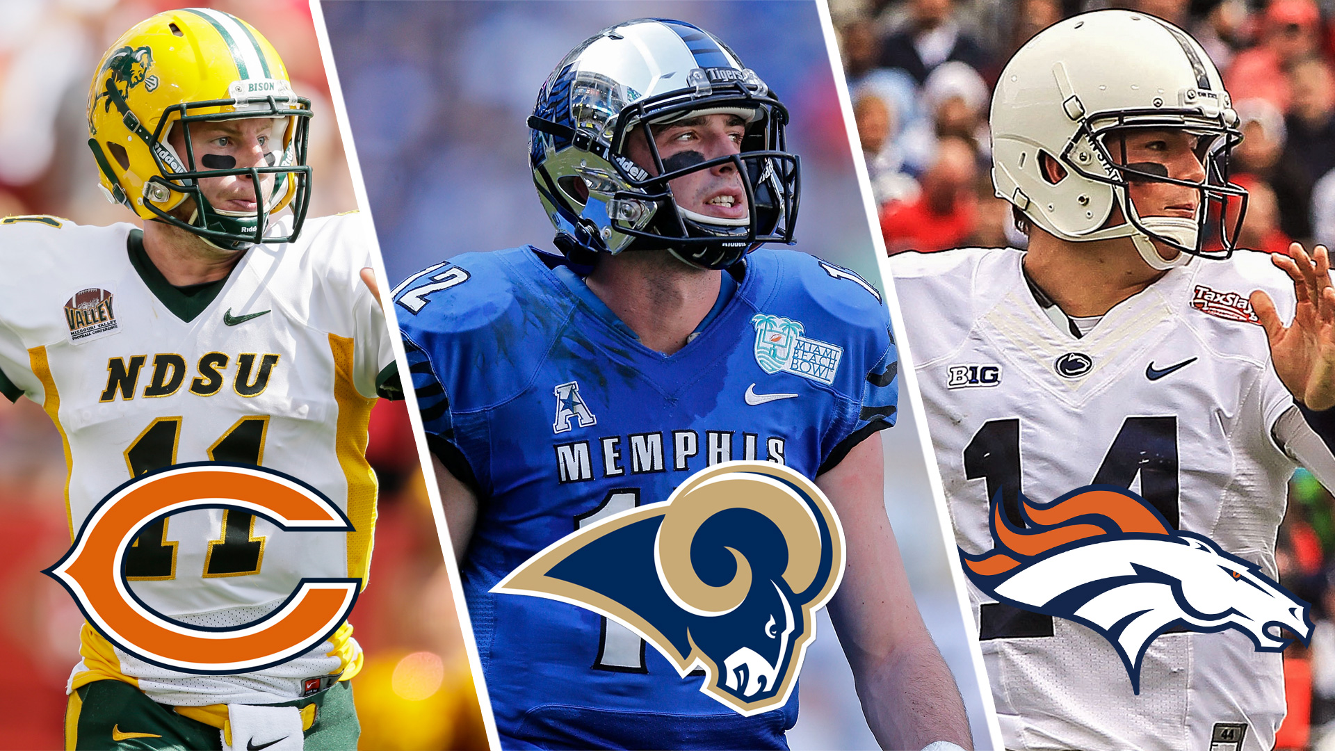 separation shoes b59ca fc83c NFL Mock Draft 2016: QBs plunge to later picks, better fits ...