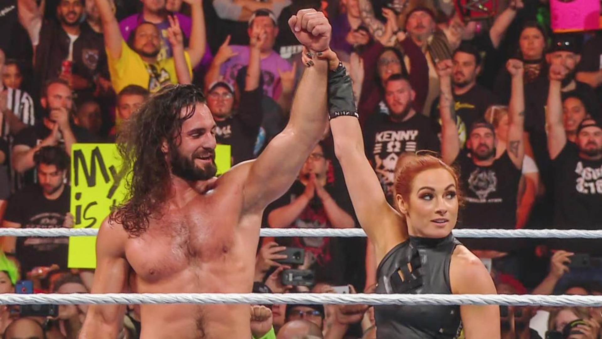 WWE Stomping Grounds 2019 results: Seth Rollins and Becky
