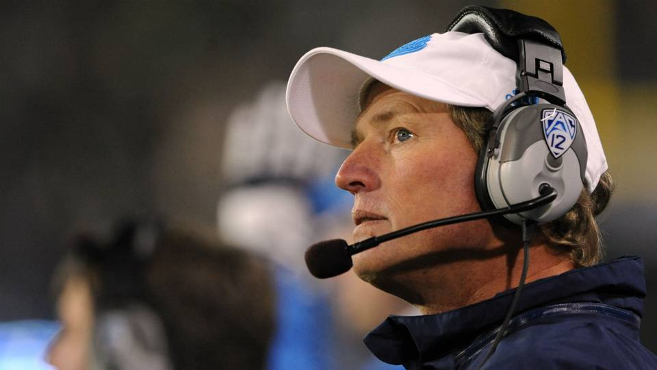 Rick Neuheisel a potential candidate to coach in Alliance of American Football league