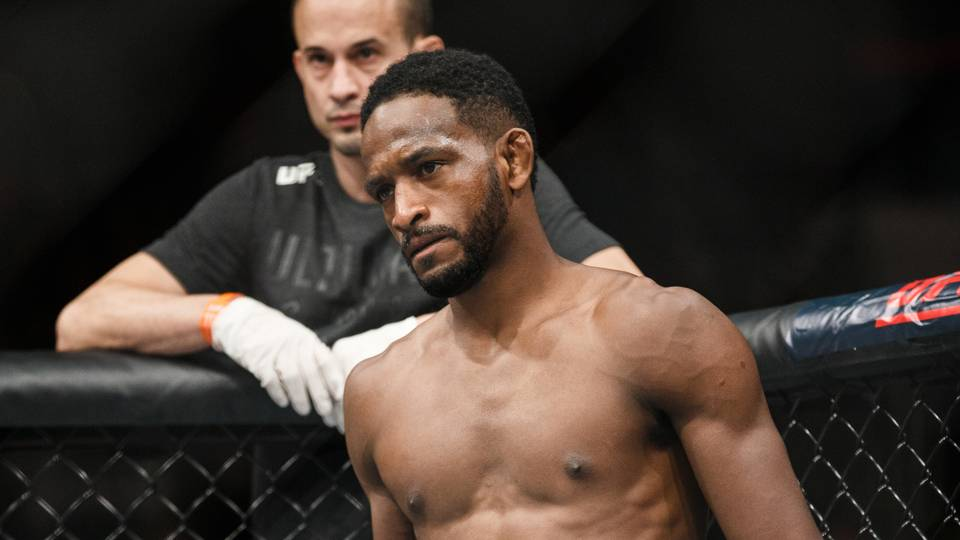 Unsexy contenders collide: Neil Magny vs. Santiago Ponzinibbio is a perfect example