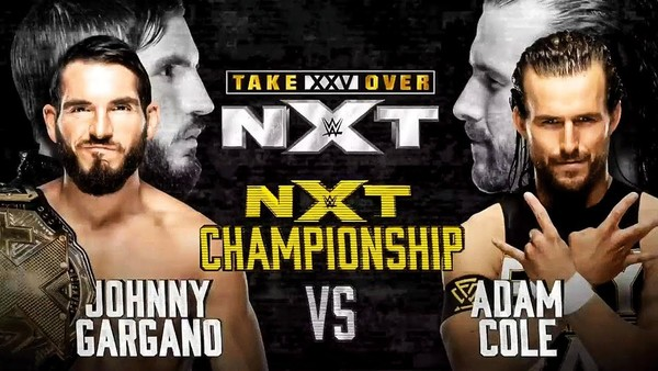 NXT TakeOver XXV results: Adam Cole becomes NXT champion, Shayna Baszler keeps women's title