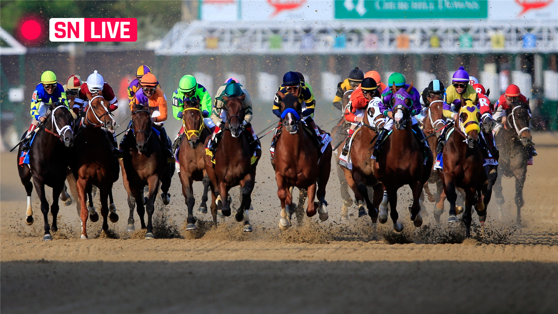 Gate Result 2019 Date Wallpaper: Kentucky Derby 2019: Live Race Updates, Results From