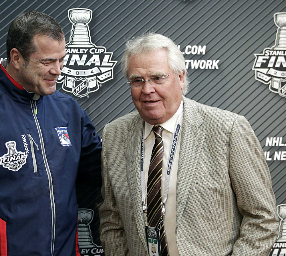 Stanley Cup Final: Welcome To The Glen Sather Show