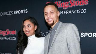 Ayesha Stephen Curry