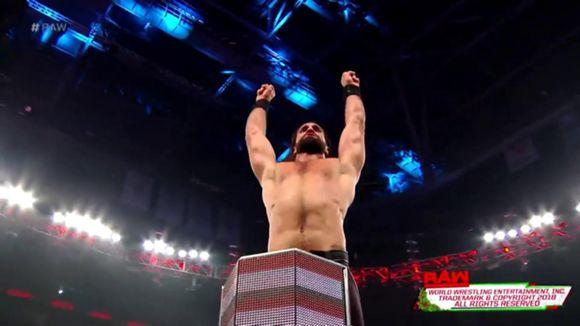 WWE, ロウ, #1335, ロリンズ