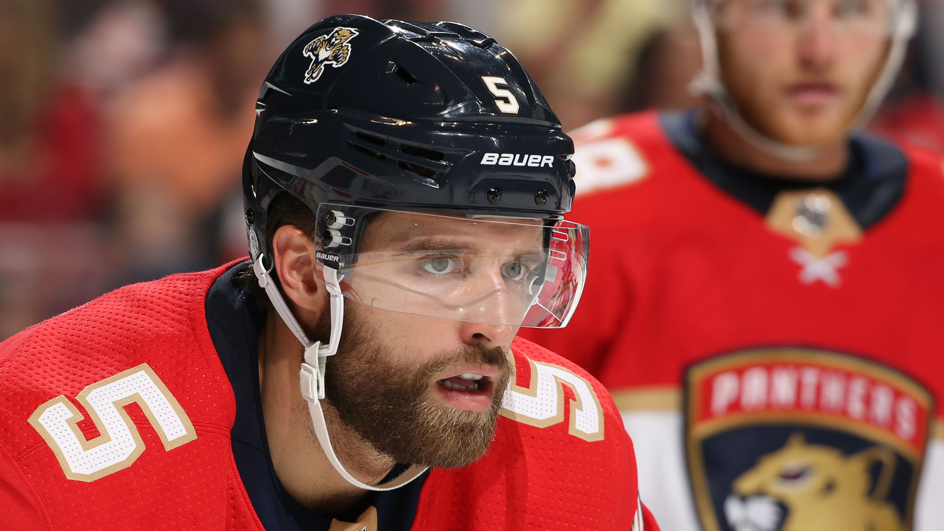 49666f331b4 Panthers  Aaron Ekblad says  scores will be settled  with Max Domi  following sucker punch