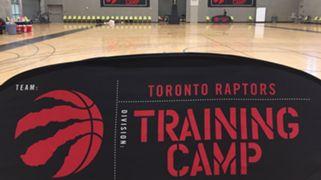 Toronto Raptors training camp