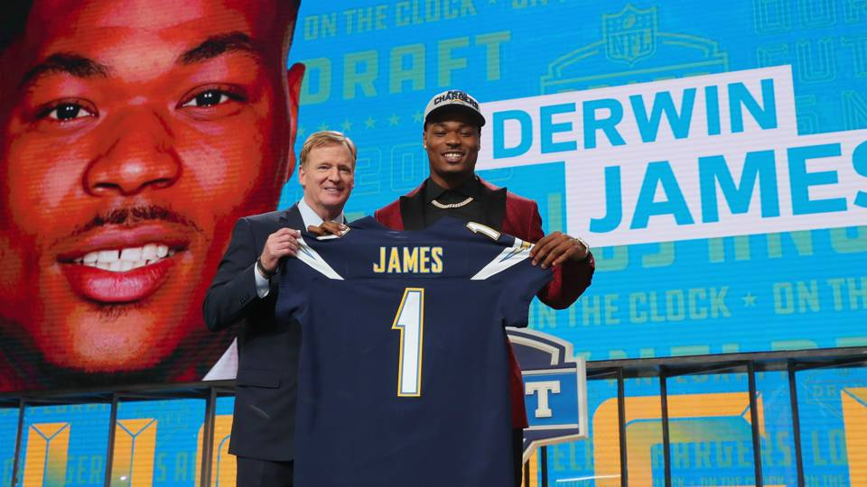 Chargers rookie Derwin James robbed at gunpoint, per report