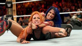 WWE Becky Lynch - Sasha Banks 2019