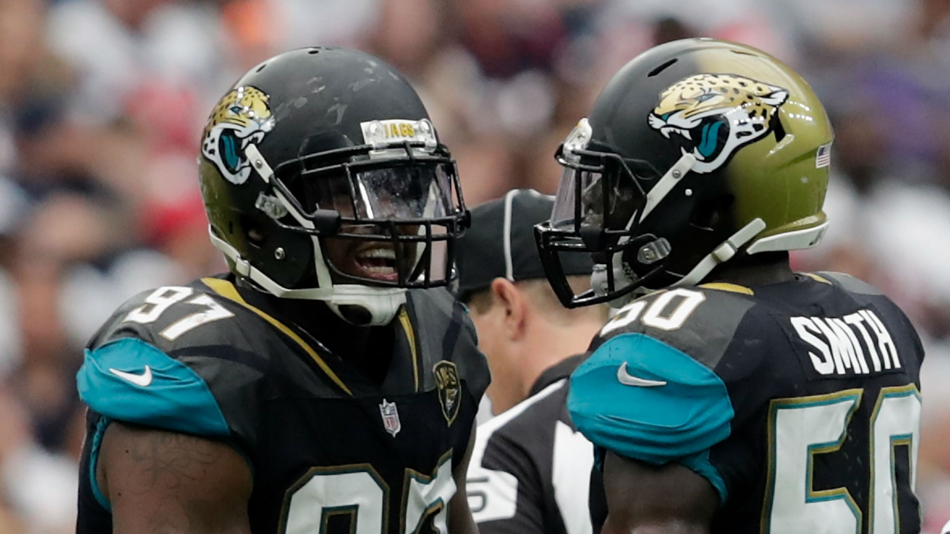 Jaguars not satisfied, view Seahawks game as chance to prove they're real