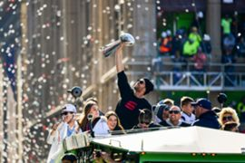 Brady parade