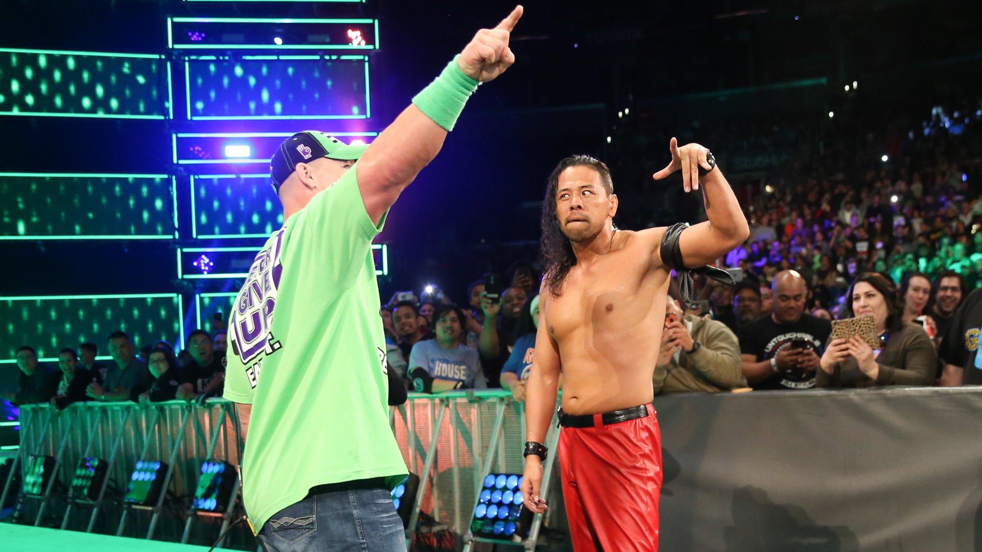 WWE日本公式サイト|スポーティ...