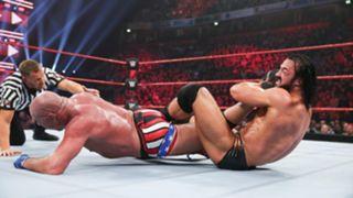 WWE, ロウ, #1328, ドリュー・マッキンタイア