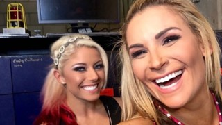 WWE SNS アレクサ・ブリス