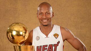 Ray Allen Heat