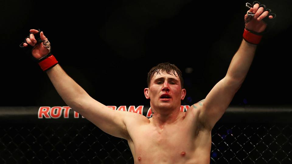 UFC 228: Darren Till explains why he values greatness over dollars and cents