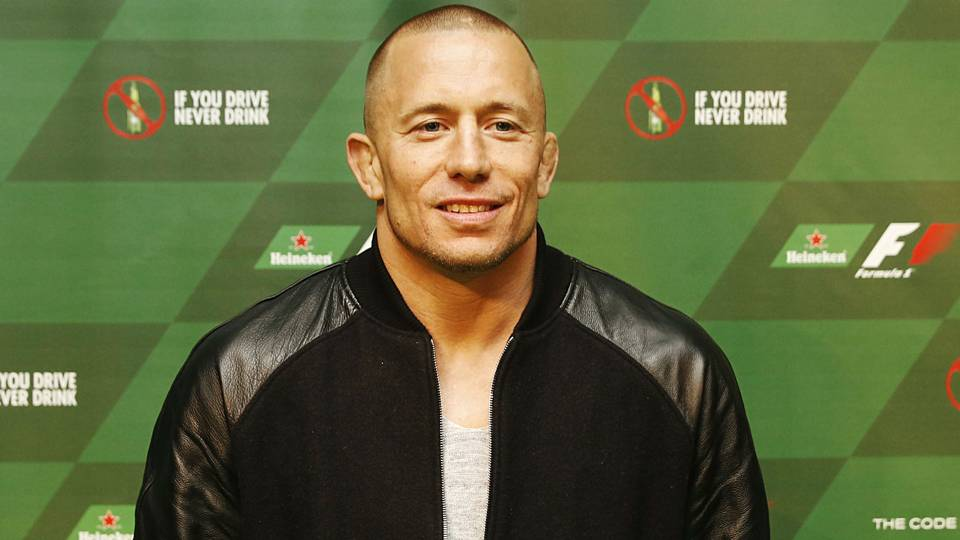 UFC 229: Georges St-Pierre on Conor vs. Khabib, facing the winner and if he'll ever return to MMA
