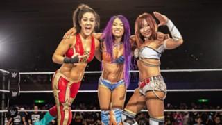 WWE 日本 大阪公演 試合結果 カイリ・セイン
