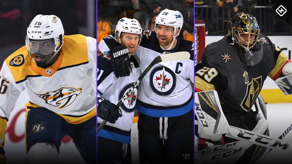 NHL playoff bracket 2018: Western Conference series breakdowns, Stanley Cup predictions