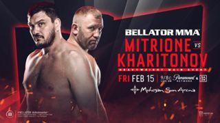 MMA, 総合格闘技, ベラトール, ミトリオン vs. ハリトーノフ