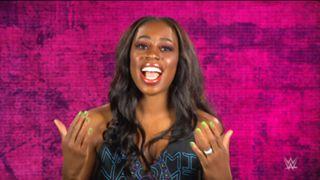 WWE 母の日 ナオミ ビデオメッセージ