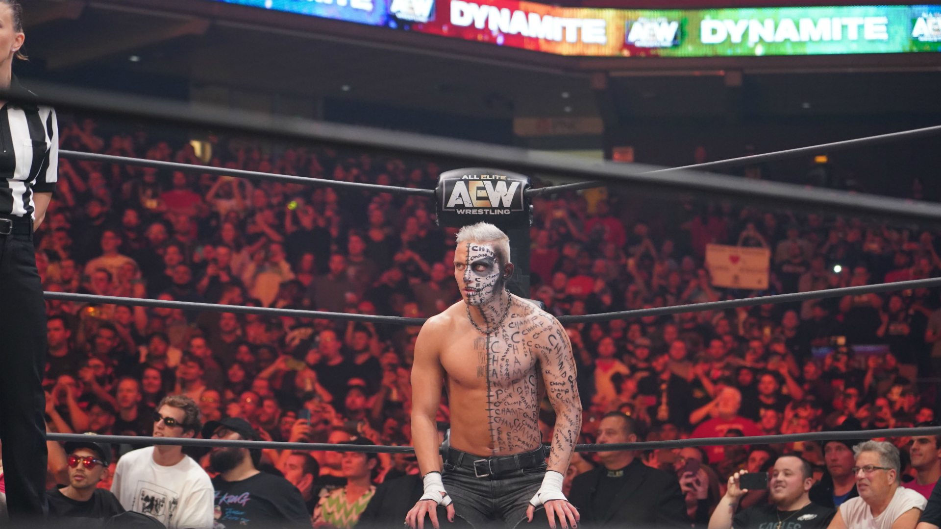 AEW 'Dynamite' vs. WWE NXT: 'Wednesday Night Wars' Week 3 winners and losers