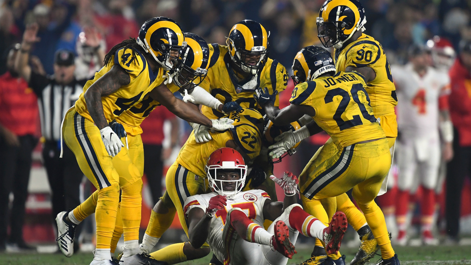 Rams-Chiefs result Monday night sends ripples beyond Los