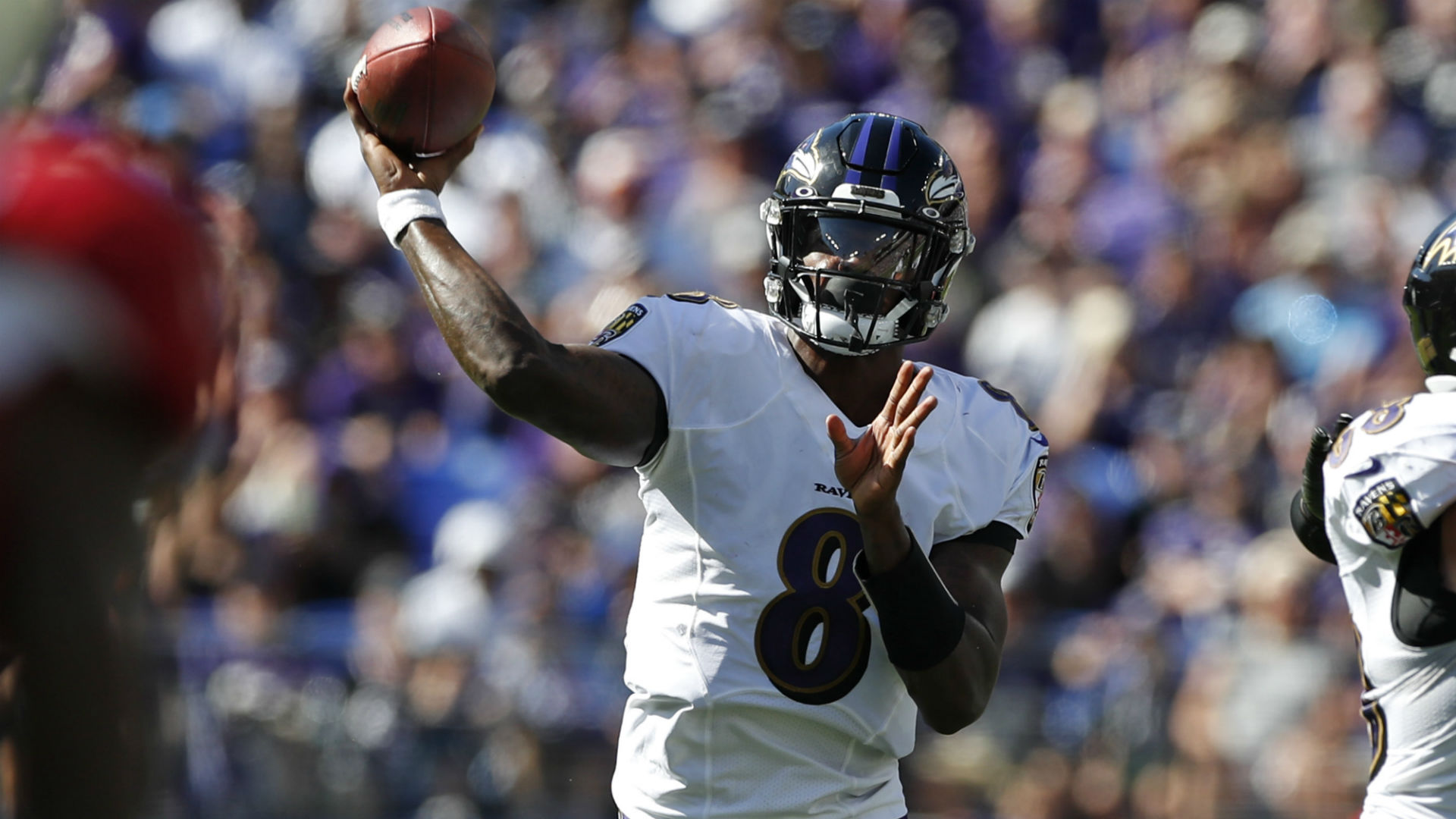 Lamar Jackson's record-breaking start to 2019 season raises a new kind of question