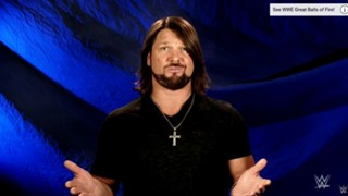 AJ Styles My First Job