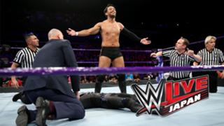 WWE 東京公演 6月29日 30日 ヒデオ・イタミ