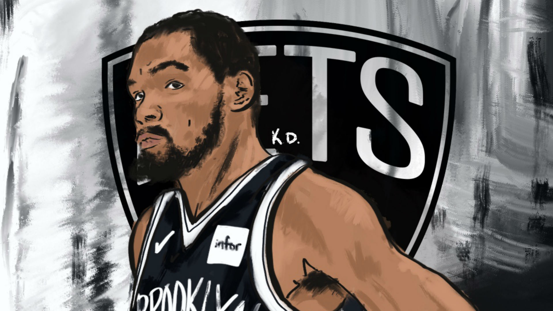 Nets offer Kevin Durant the chance to write his own story ...