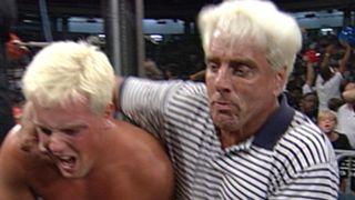 WWE 最年少王者 デビッド・フレアー