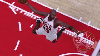NBA 2K16 Classic Michael Jordan