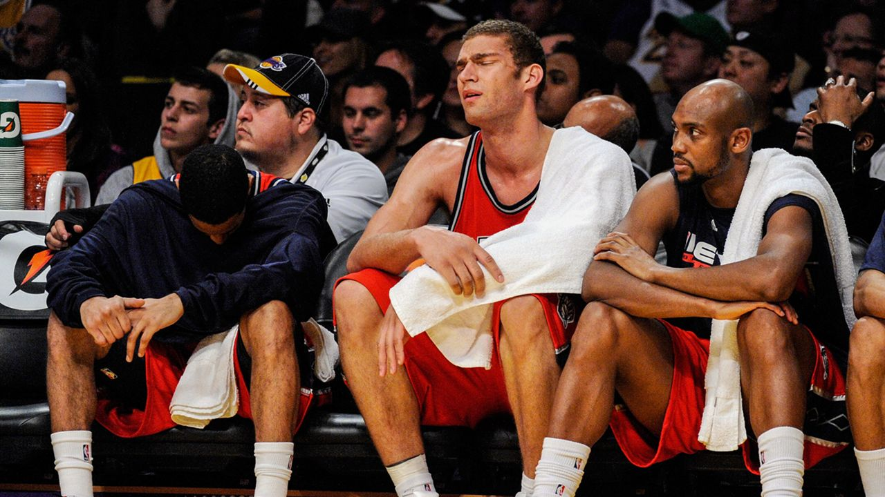 a68ff4dc207 Every NBA team's worst season since 1990 | Sporting News