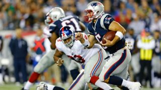 Tim Tebow Patriots - 090515 - Getty - FTR