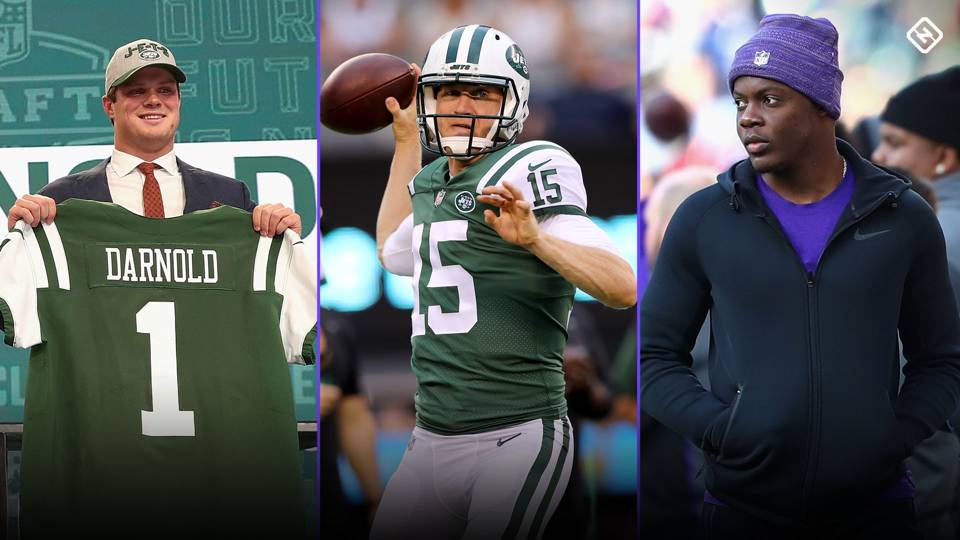Jets QB battle: When McCown, Bridgewater and Darnold compete, New York wins