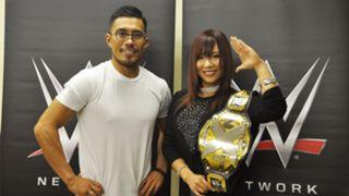WWE 日本 大阪公演 カイリ・セイン 戸澤陽 インタビュー 前編