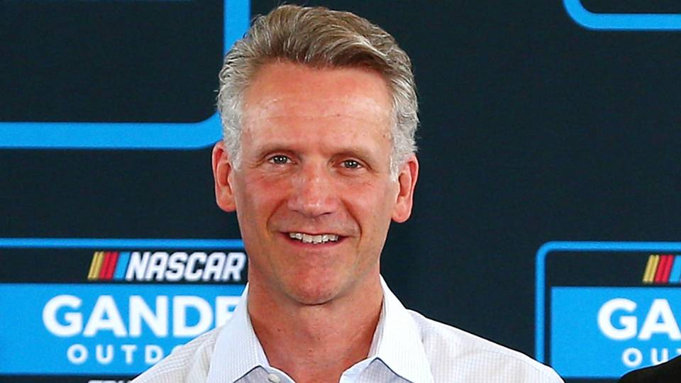 Steve Phelps underscores collaborative efforts in new role as NASCAR president