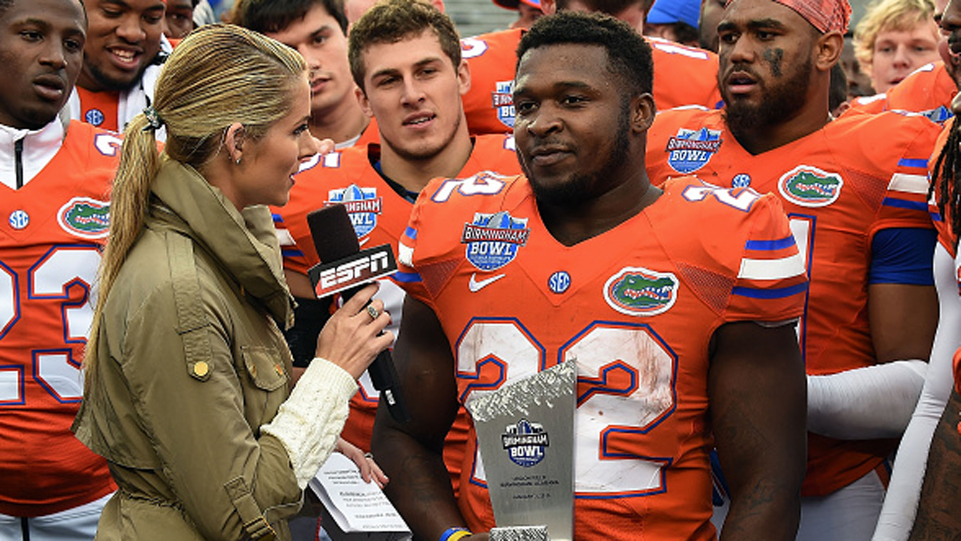 Florida Rb Says Pooping His Pants Was The Best Thing That Could