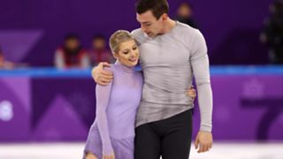 Alexa Scimeca Knierim and Chris Knierim, United States