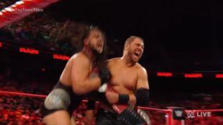 WWE ロウ #1316 Bチーム ロウ・タッグ王座