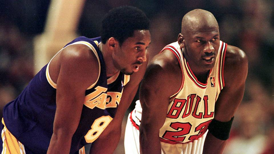 MJ, LeBron, Westbrook and beyond: A look back at Kobe Bryant's greatest rivalries