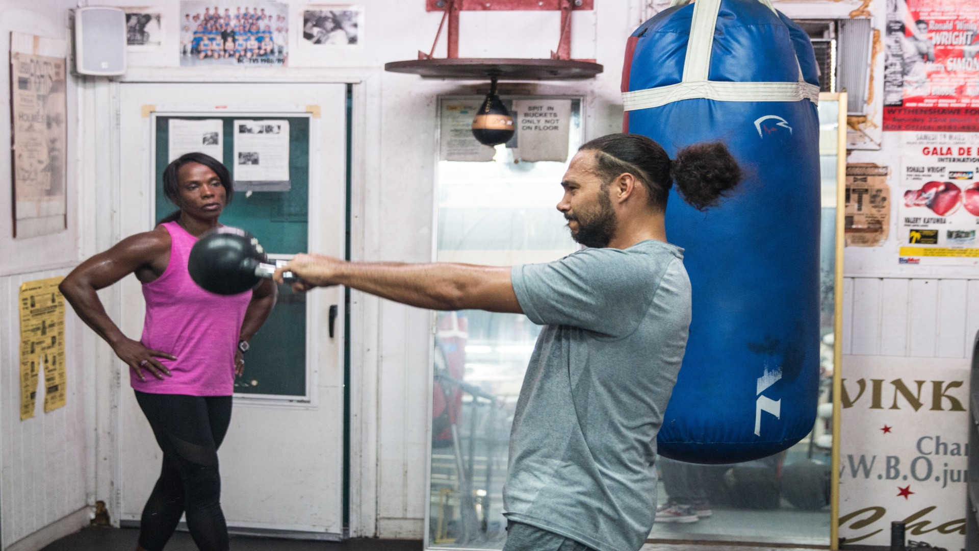 Keith Thurman 'is in the best shape' entering Manny Pacquiao fight says coach — and aunt — Kimberly Doehnert