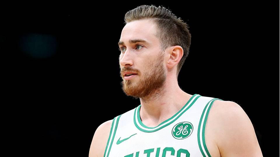 Gordon Hayward breaks out in a big way for Celtics vs. Warriors