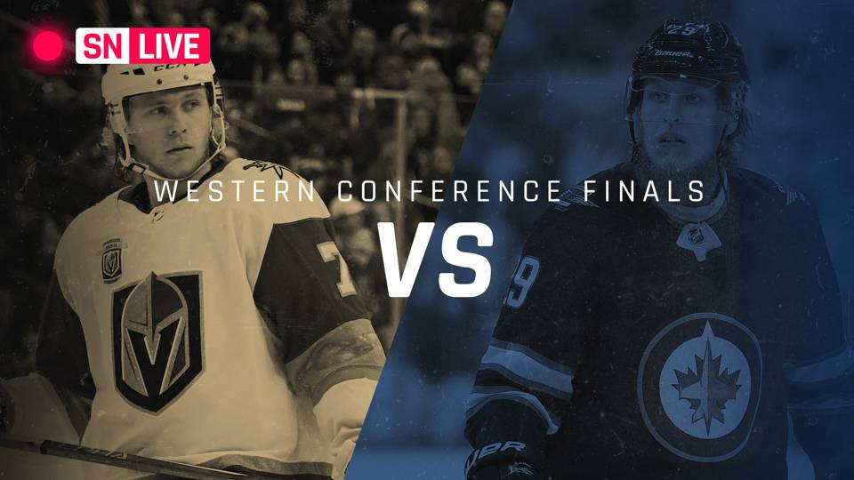 Jets vs. Golden Knights: Live rating, updates from Game 4 of the Western Conference finals