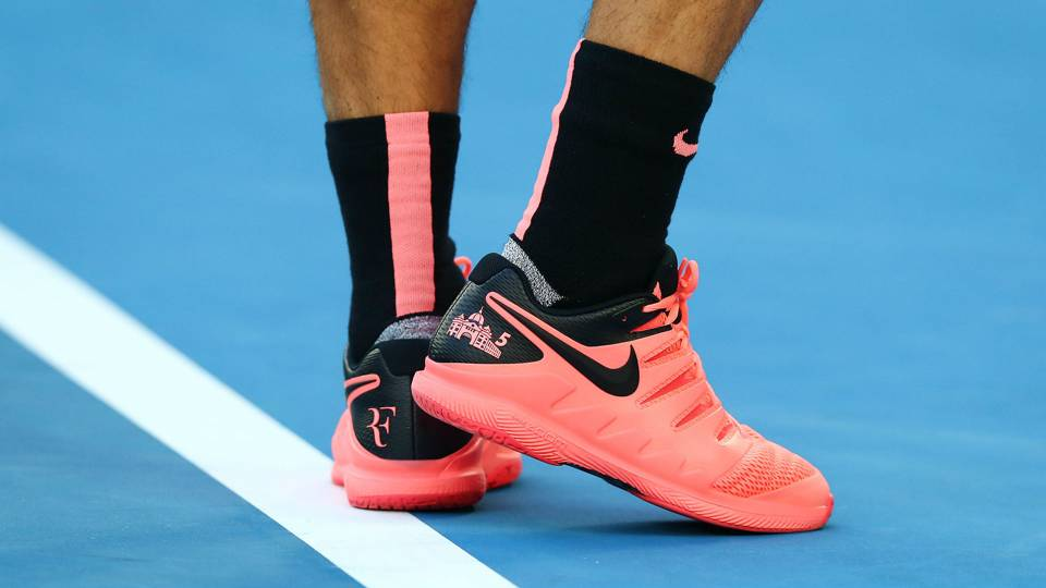 The reason tennis stars are wearing pink at the Australian Open