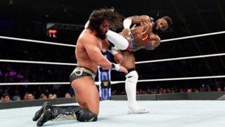 WWE205Liveセドリック・アレクサンダー