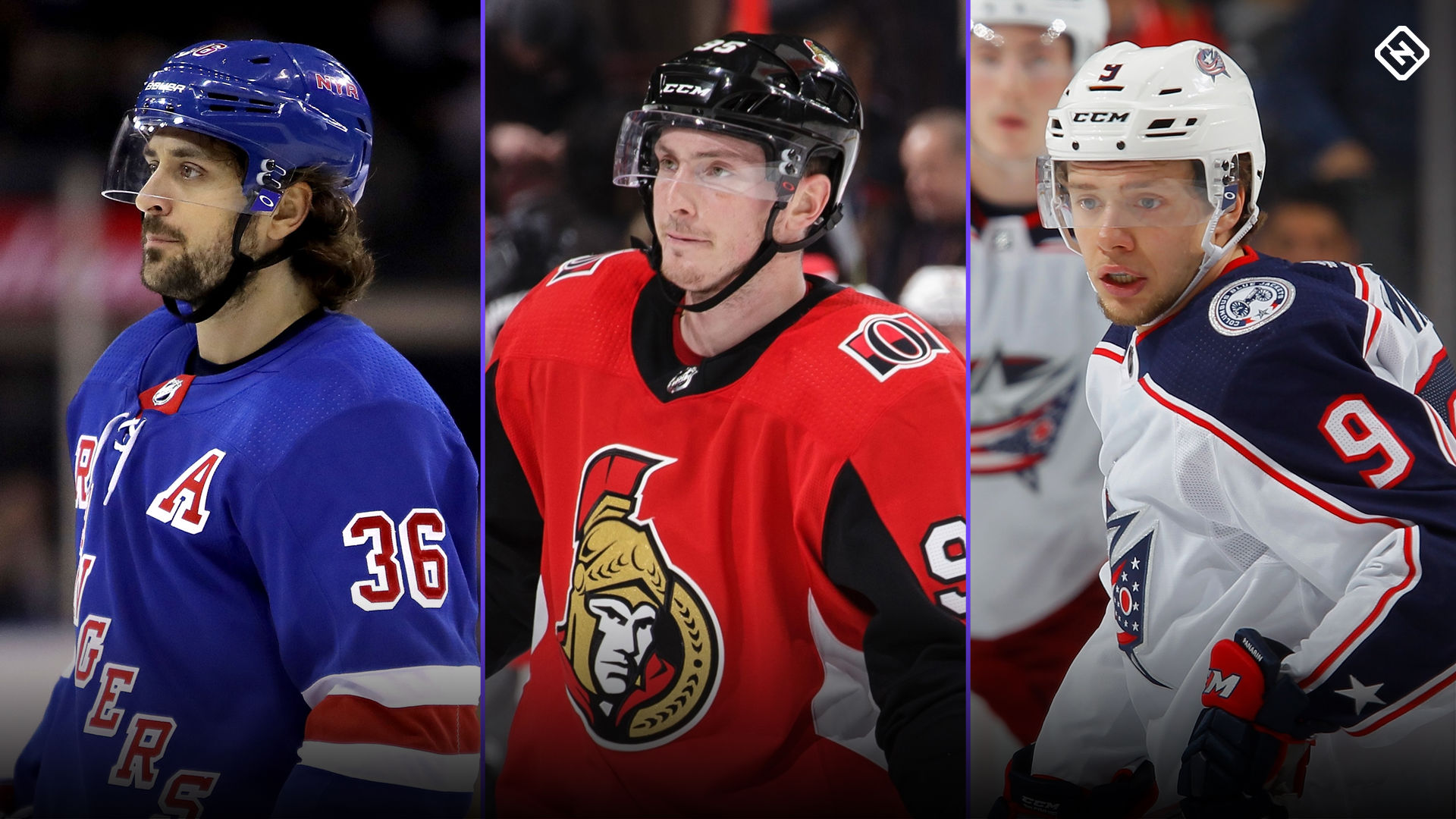 NHL trade tracker 2019: List of deals completed before the deadline